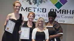 MOWBC members with certificates
